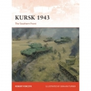 Forczyk: Kursk 1943 - The Southern Front (Osprey Campaign...