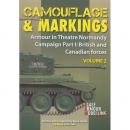 Healy / Camouflage & Markings Volume 2 Armour in...