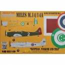 Miles M.14/14A Magister, Special Hobby 48149 1:48