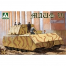 TAKOM 2049 WWII 1:35 German Super Heavy Tank Maus V1...