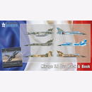 Mirage F.1 Duo Pack & Book Special Hobby 72414 1:72 inkl....