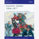 Esposito Japanese Armies 1868-1877 The Boshin War and...