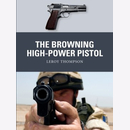Thompson The Browning High-Power Pistol Osprey Weapon 73